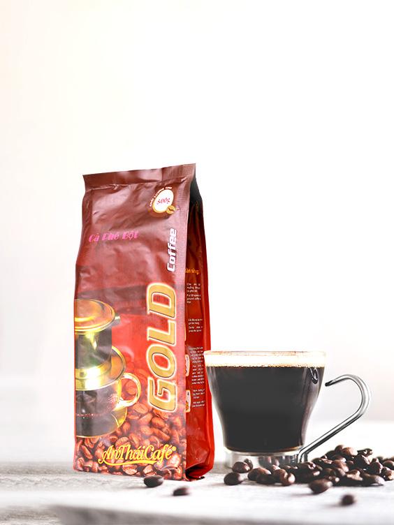 Cà phê bột Gold Coffee 500g - AnTháiCafé
