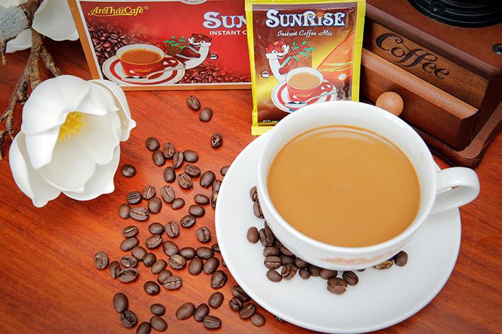 Cà phê sữa 3in1 Sunrise 01