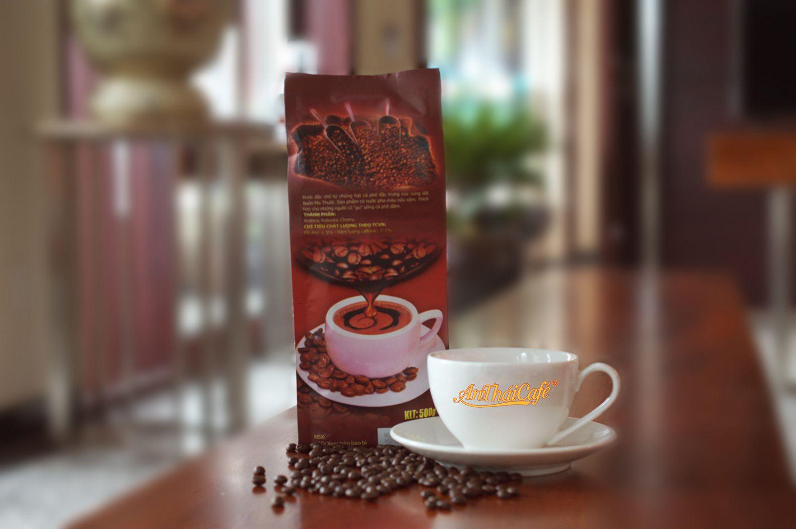 Cà phê bột Túi Nâu - AnTháiCafé