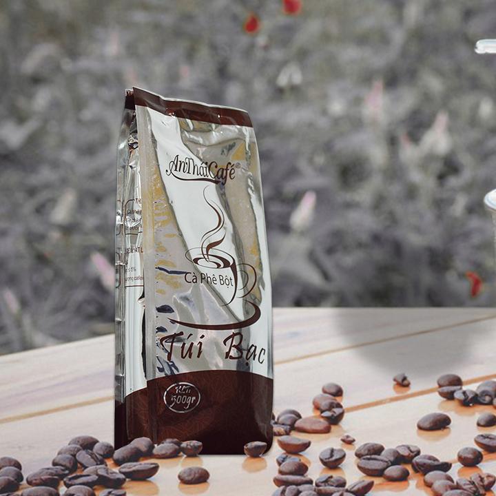 Cà phê bột Túi Bạc - AnTháiCafé