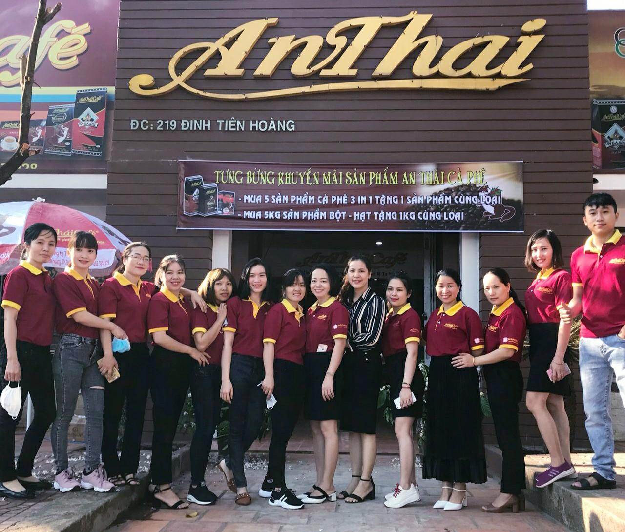 Cán bộ, nhân viên công ty TNHH An Thái