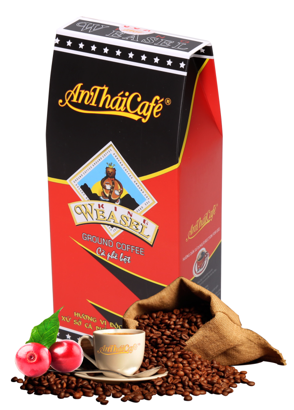 Cà phê bột Vua Chồn - KingWeasel AnThaiCafe