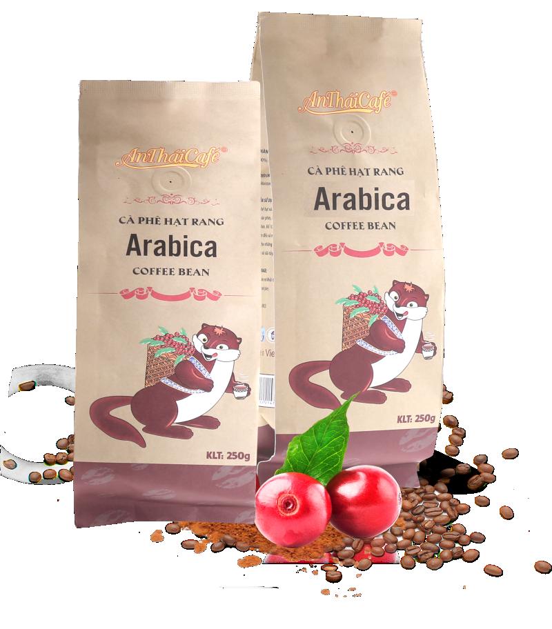 Cà phê hạt rang Arabica AnThaiCafe - Hấp dẫn hương vị mới