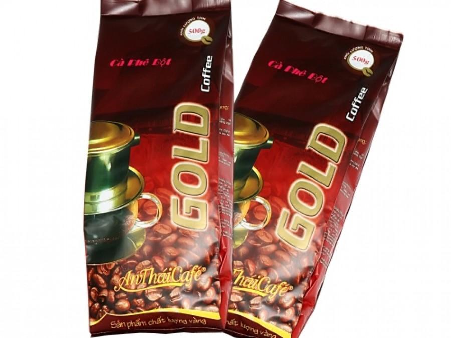 Cà phê bột Gold Coffee - AnTháiCafé 500g 01