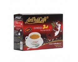 Cà phê sữa 3in1 An Thái - Hộp 12 gói